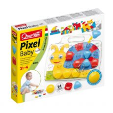 Mozaika Edukacyjna Pixel Baby Basic Ślimak