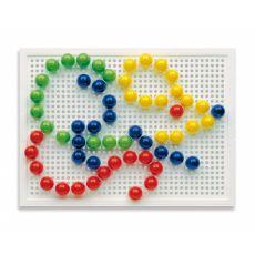 Mozaika Edukacyjna Pixel Basic Żółwik