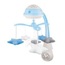 Karuzela elektryczna z projektorem i pozytywką Canpol Babies