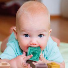 Canpol babies miękkie klocki sensoryczne 12szt.