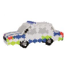 Plus-Plus, Mini Basic - 480 szt. 3w1 Pojazdy policyjne