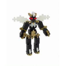 Klocki Plus-Plus Mini_1200_MIX ( Basic, Neon, Srebrne, Złote i Świecące w ciemności) SUPER SET