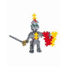 Klocki Plus-Plus Mini_1200_MIX (Pastel, Neon, Srebrne, Złote i Świecące w ciemności) SUPER SET