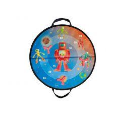 Scratch, Rzutki magnetyczne z dyskami Kosmos