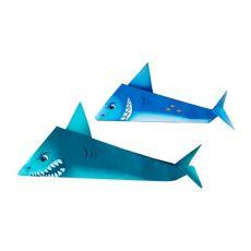 Box Candiy, zestaw artystyczny origami Statki i podwodny świat