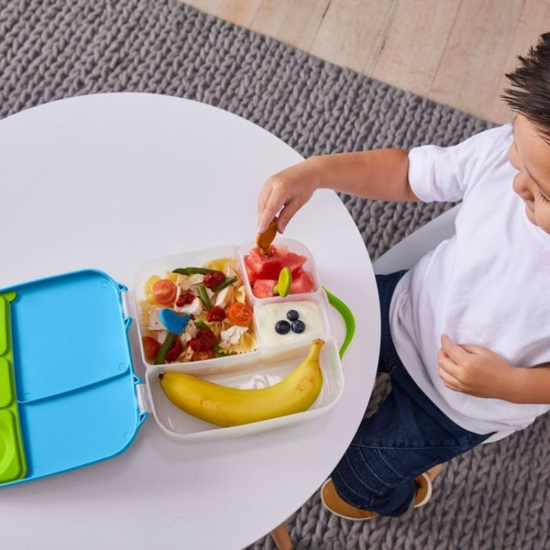 Lunchbox, Blue Slate, b.box