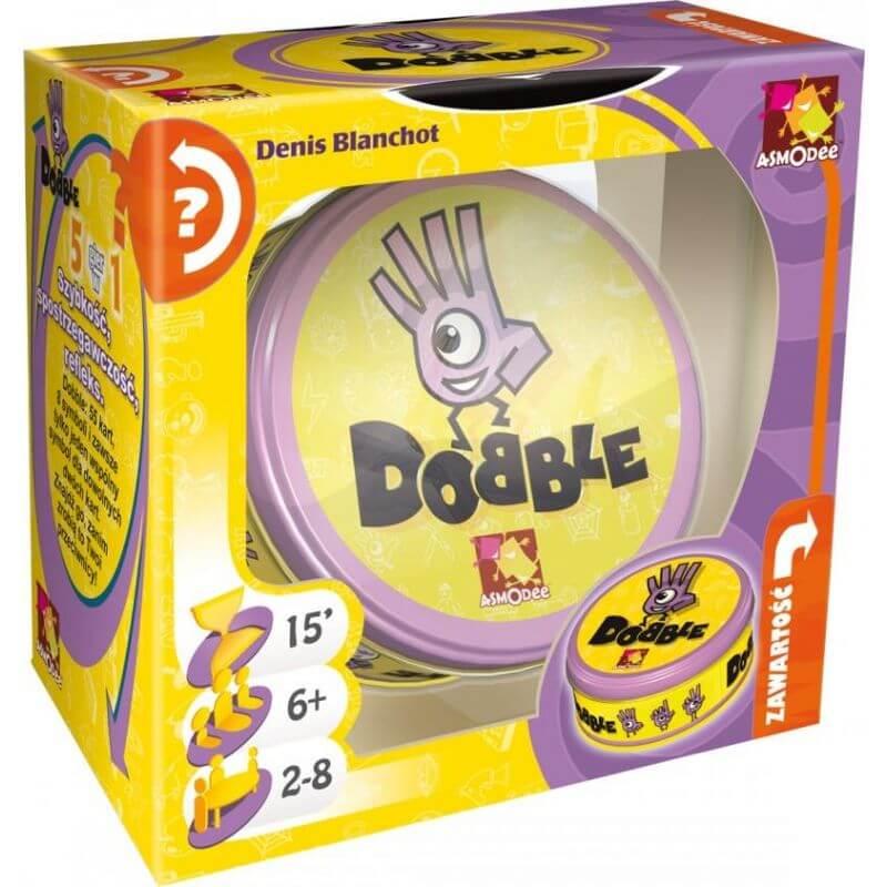 Dobble - gra dla chłopców i dziewczynek