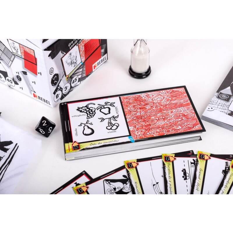 Duplik - gra towarzyska dla min. 3 graczy