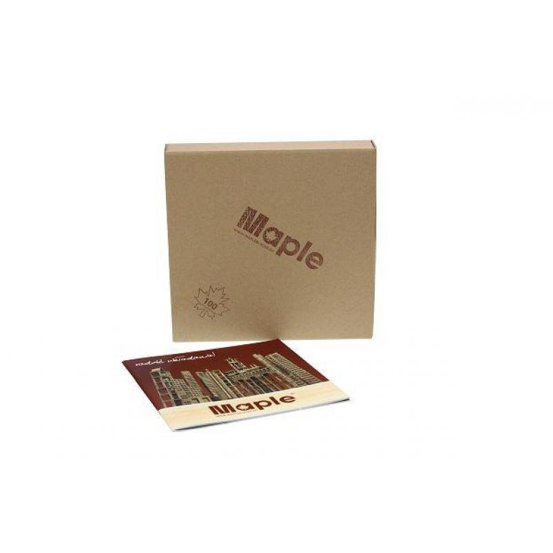 Klocki Maple Opakowanie Kartonowe 100