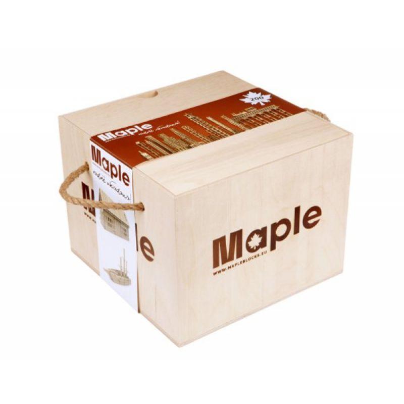Klocki Maple Skrzynia 200