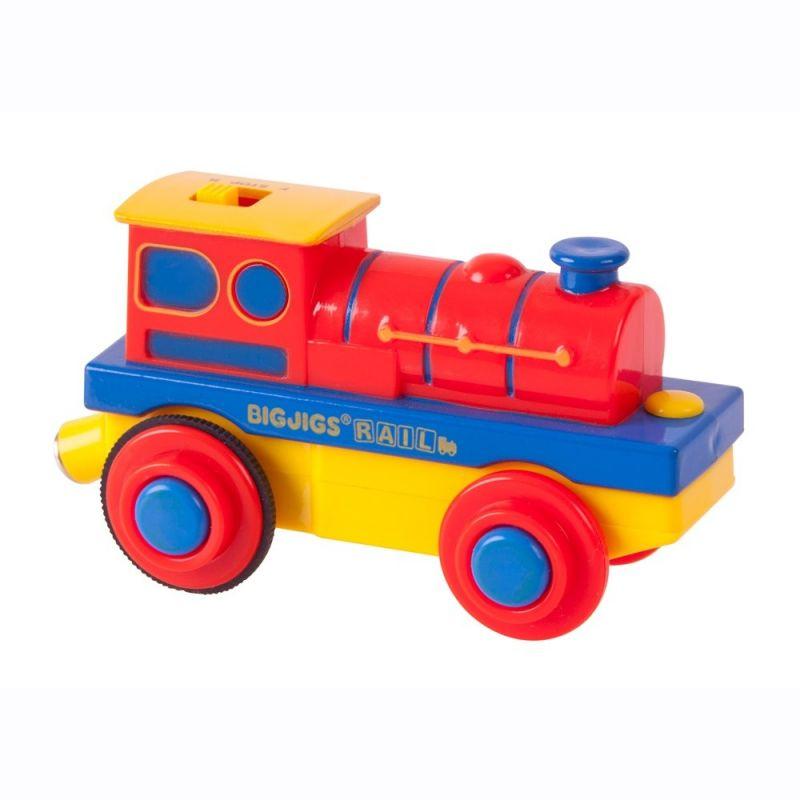 Elektryczna lokomotywa