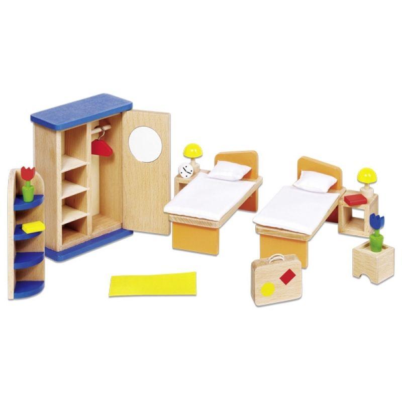 Wyposażenie domków - Sypialnia