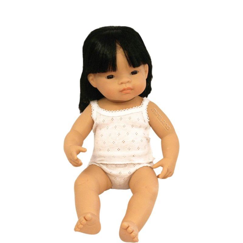 Lalka Azjatka - Azjatycka dziewczynka pachnąca wanilią