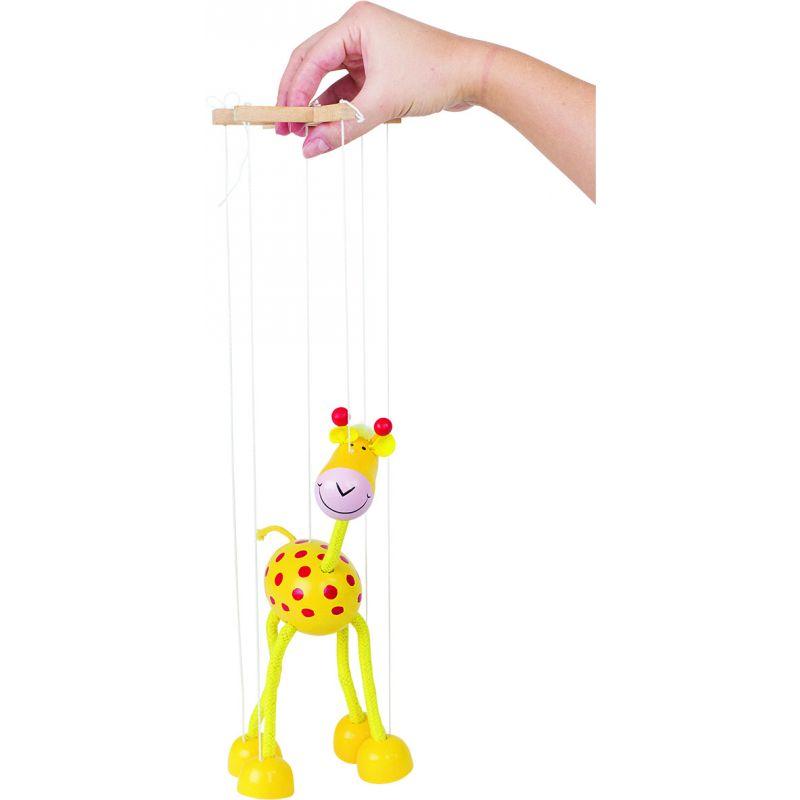 Marionetka Żyrafa