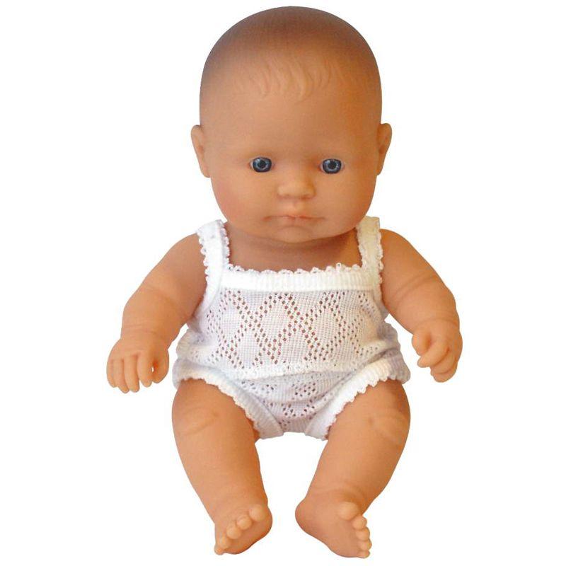 Lalka Europejczyk (chłopiec) 21cm