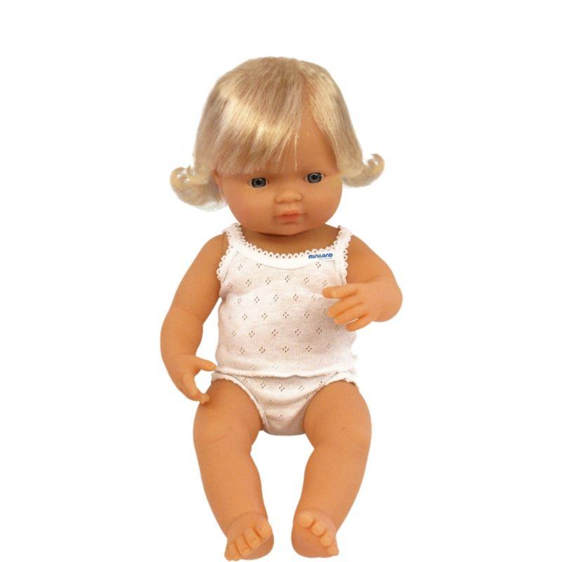 Lalka Europejka (Dziewczynka)
