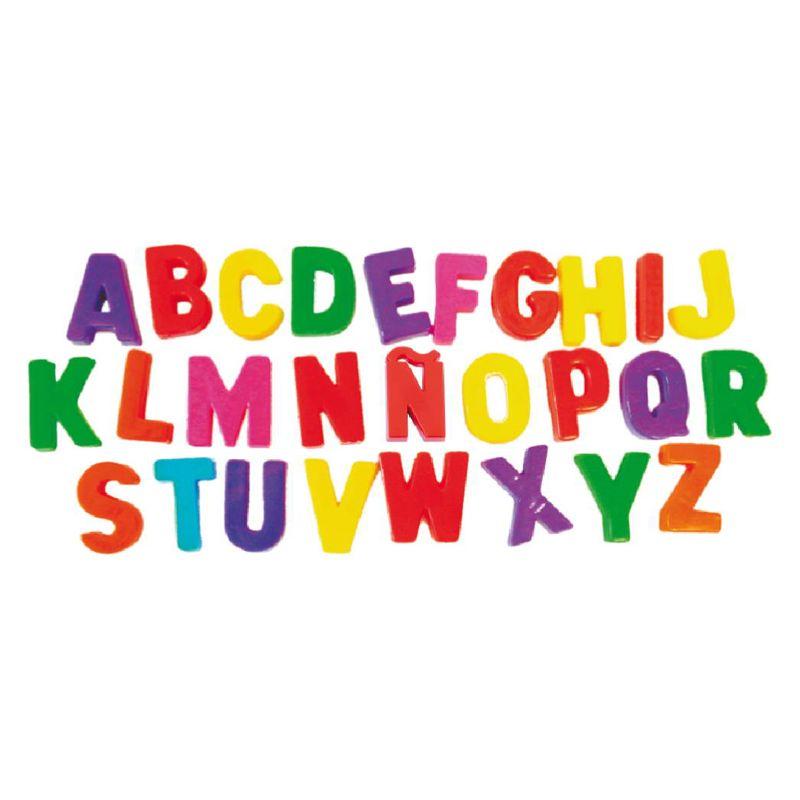 Jumbo litery magnetyczne drukowane