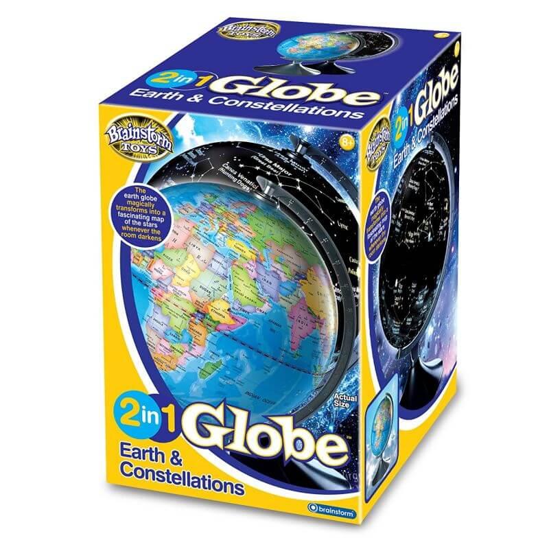 Globus konstelacje gwiezdne