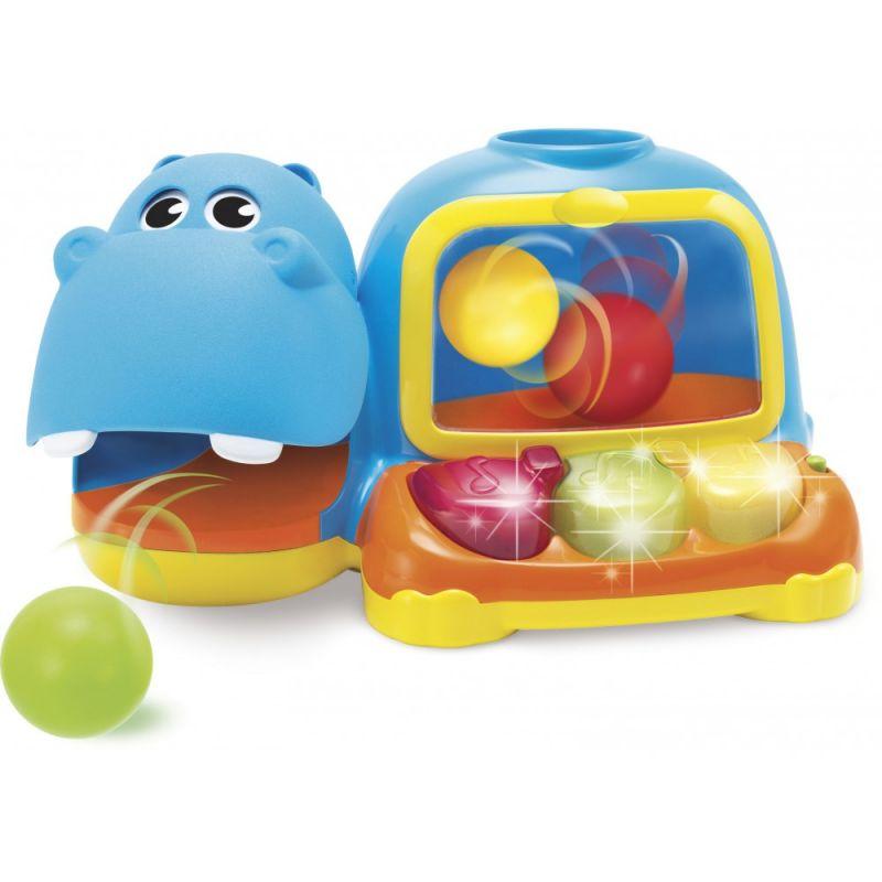 Śpiewający hipopotam