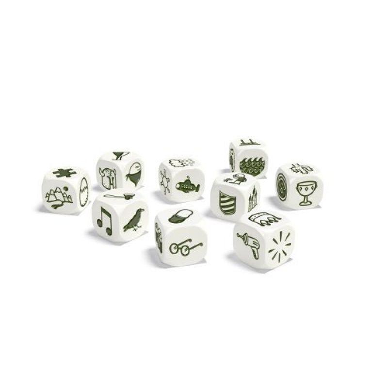 Story Cubes Podróże