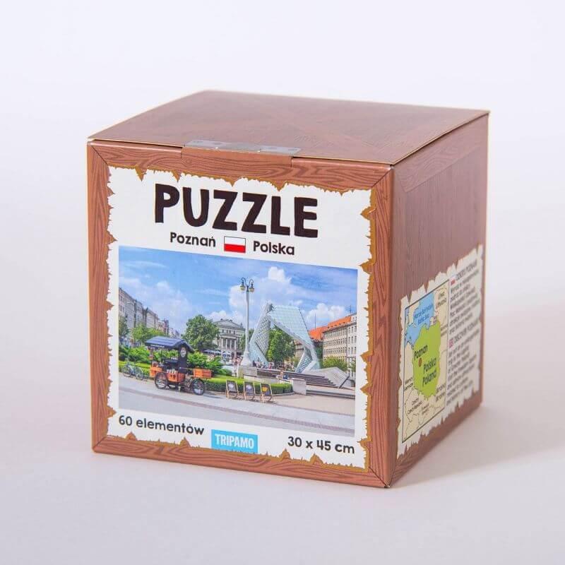 Puzzle Plac Wolności