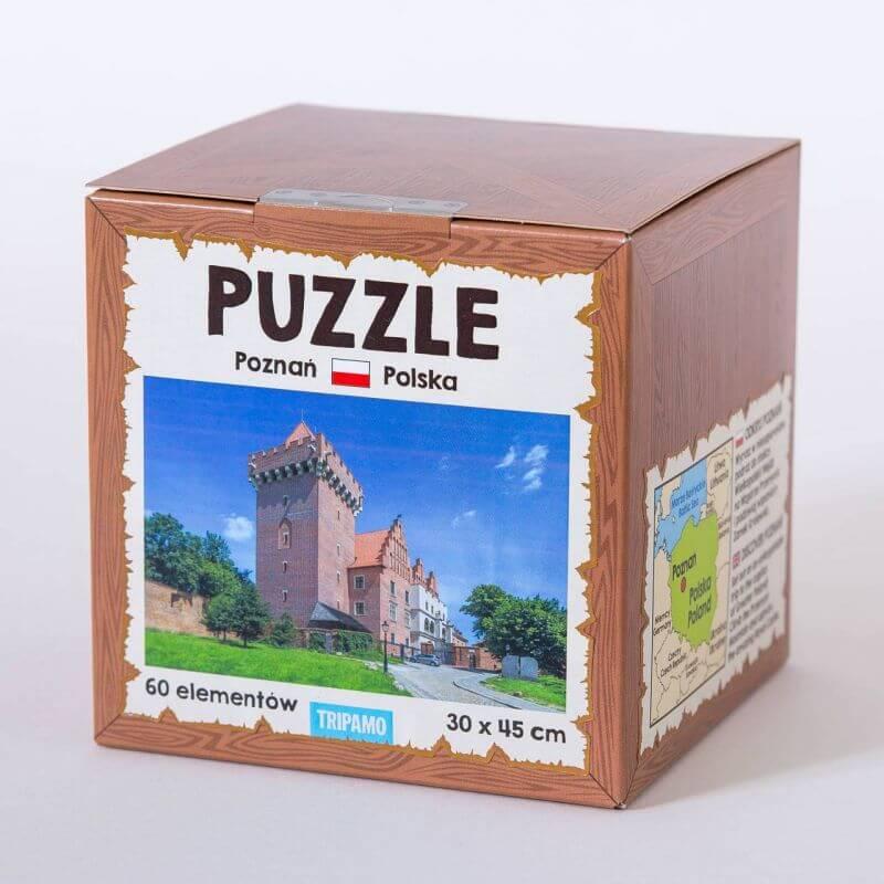 Puzzle Zamek Królewski