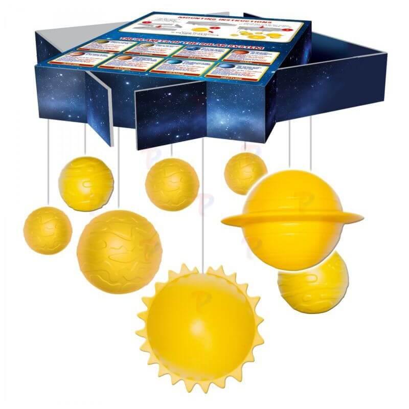 Zbuduj układ słoneczny