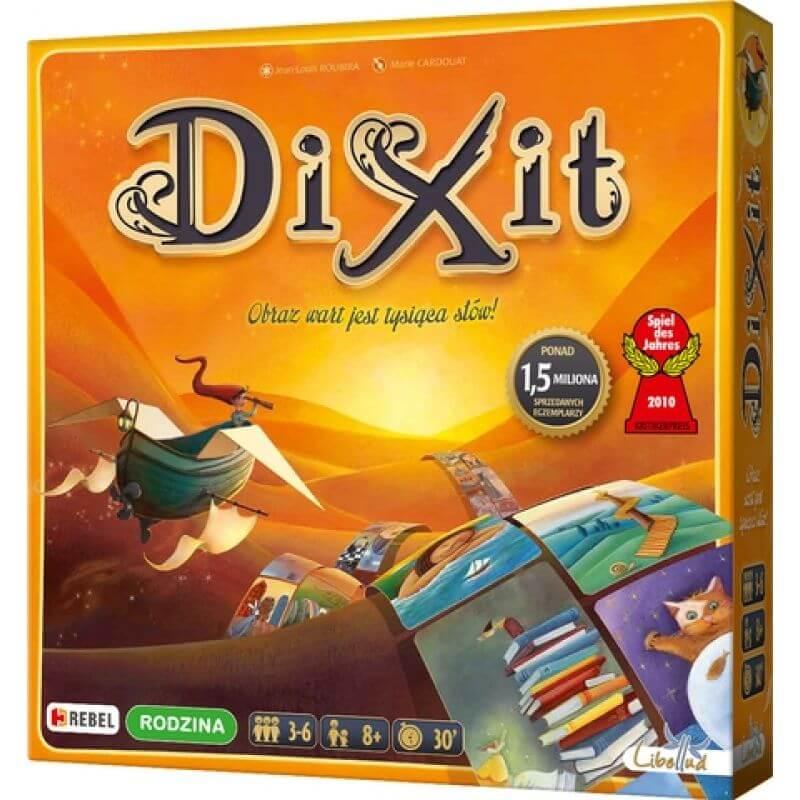 Dixit - gra karciana dla dzieci i dorosłych