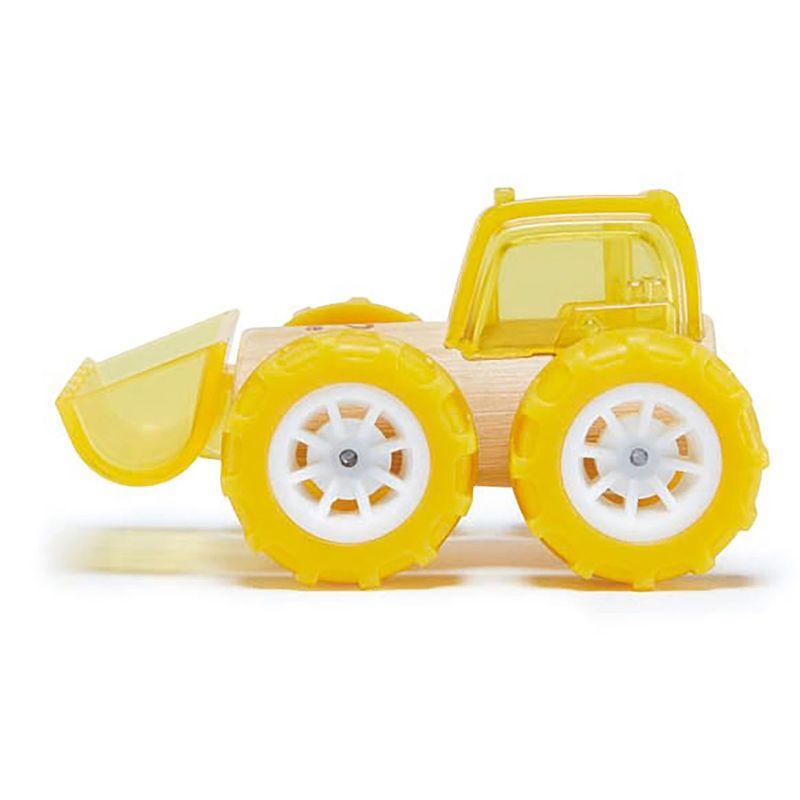 Auto Mały Spychacz
