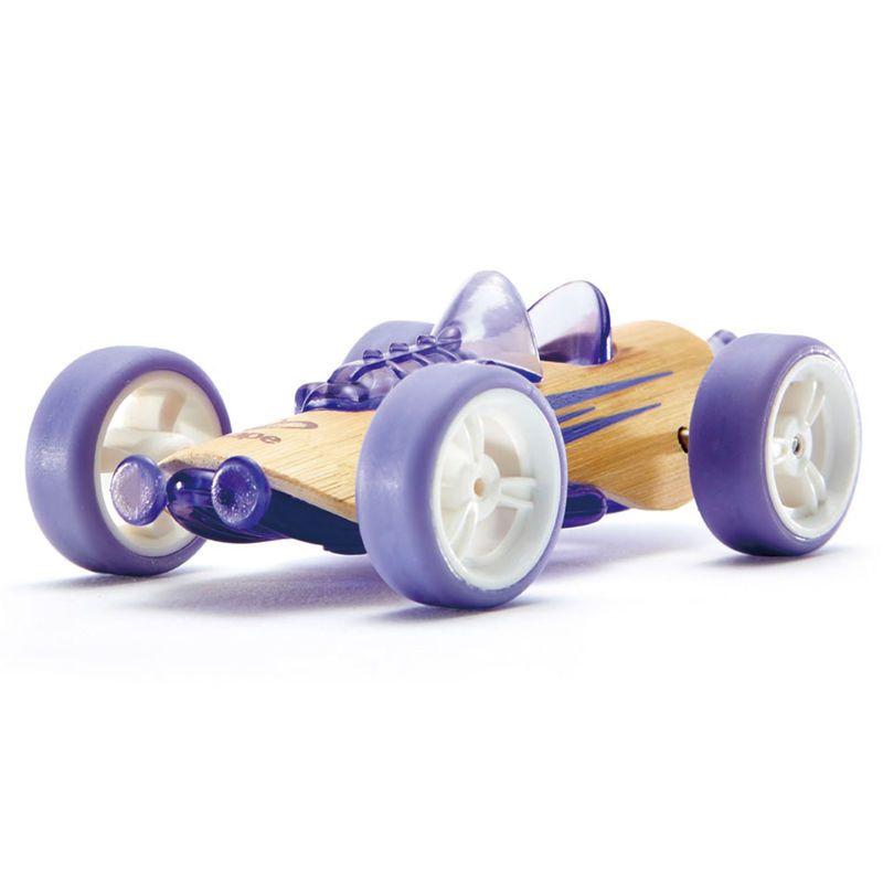 Auto mała sportowa wyścigówka