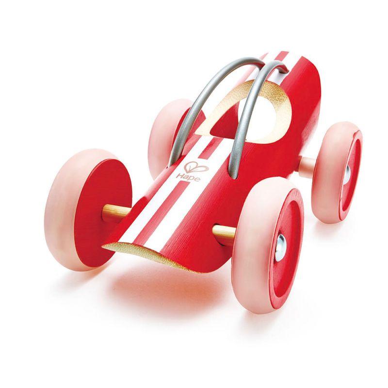 Auto Czerwona wyścigówka