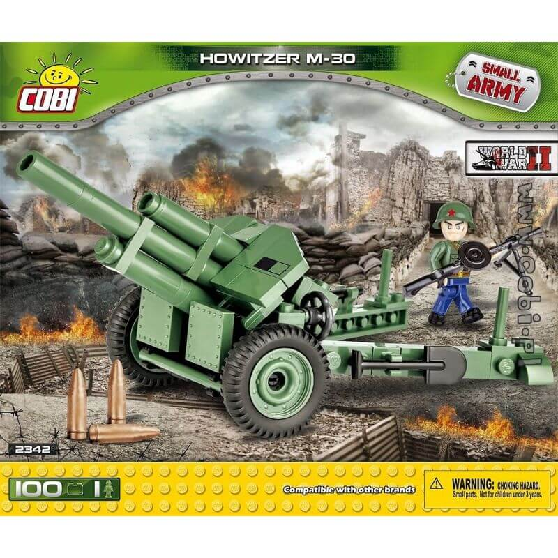 Small Army Howitzer M-30