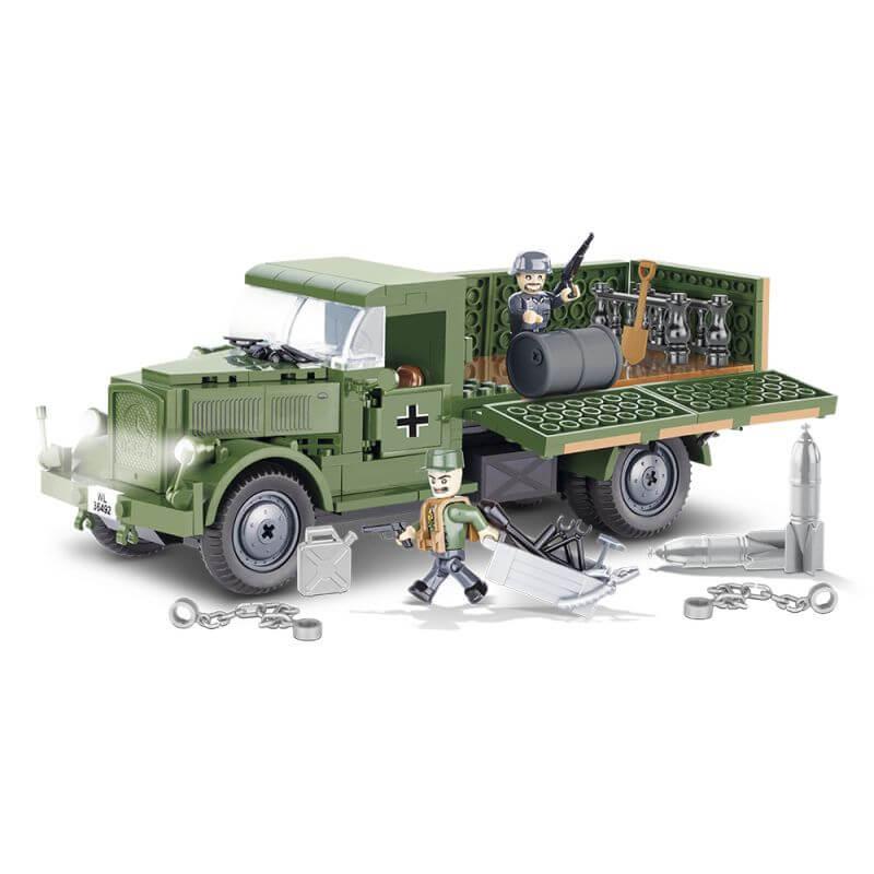 Small Army MB L3000 4x2 3,1 Ton Truck 350