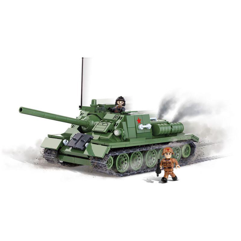 Small Army Soviet SU85 Destroyer 475