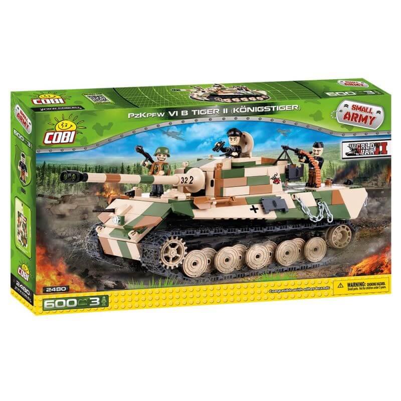Small Army PZKPFW VI Tiger II Konigstiger