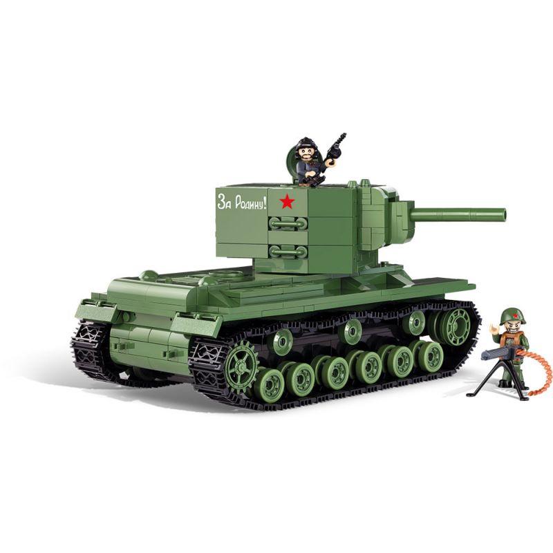 Small Army IS-2 510 klocków
