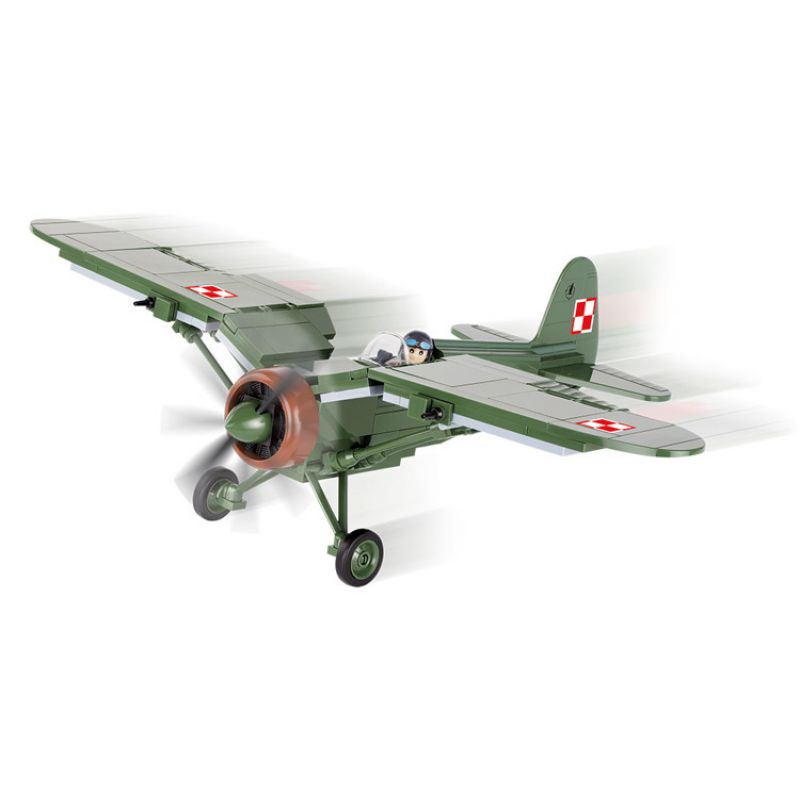 Small Army PZL P11C