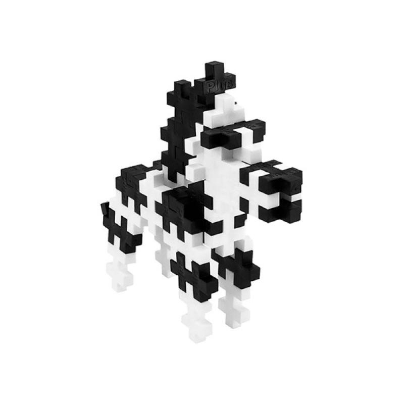 Klocki Plus-Plus 100 mini TUBA Zebra