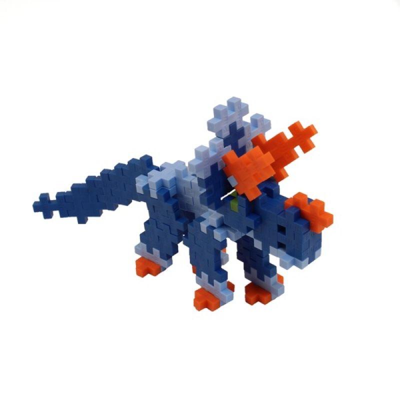 Klocki Plus-Plus 100 mini TUBA Triceratops