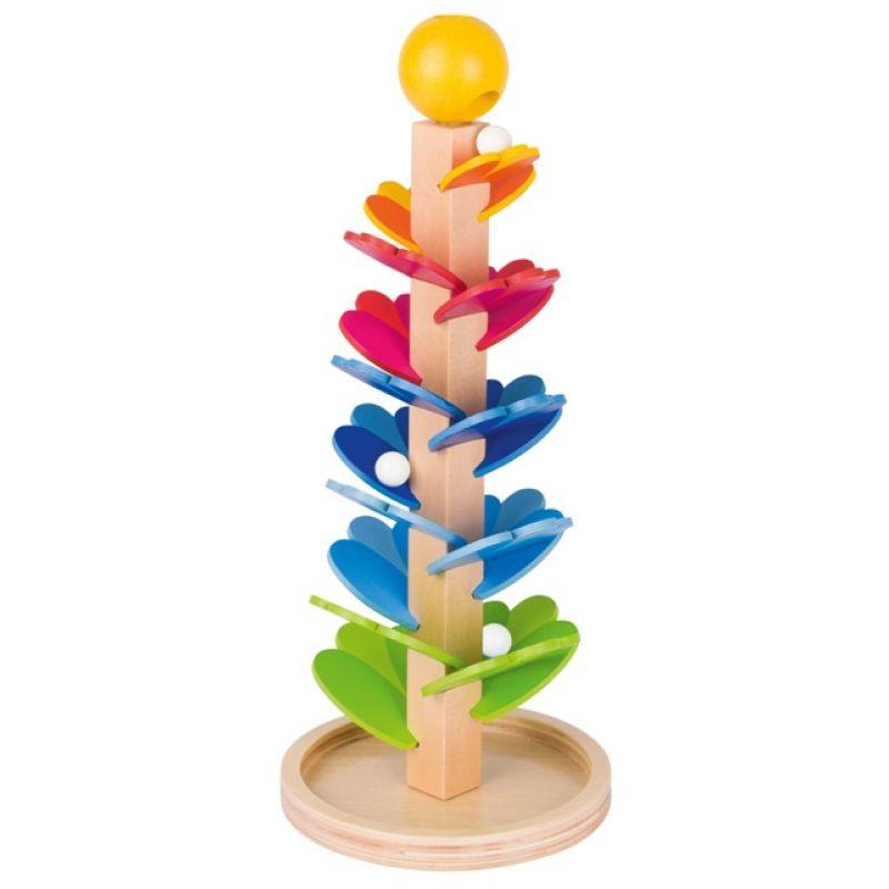 Kulodrom dźwiękowy - Kwiatek