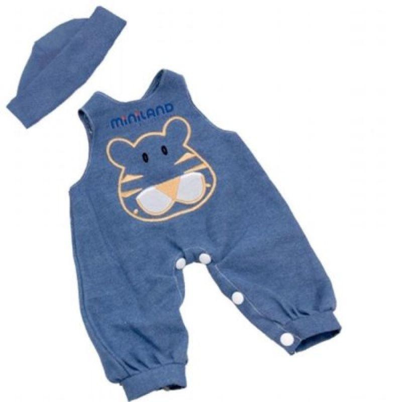 Ubranka dla lalki 40 cm - Śpioszek