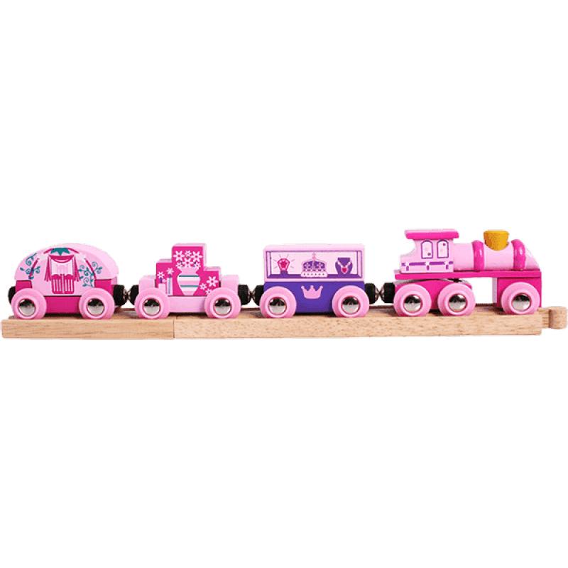 Pociąg dla dziewczynki