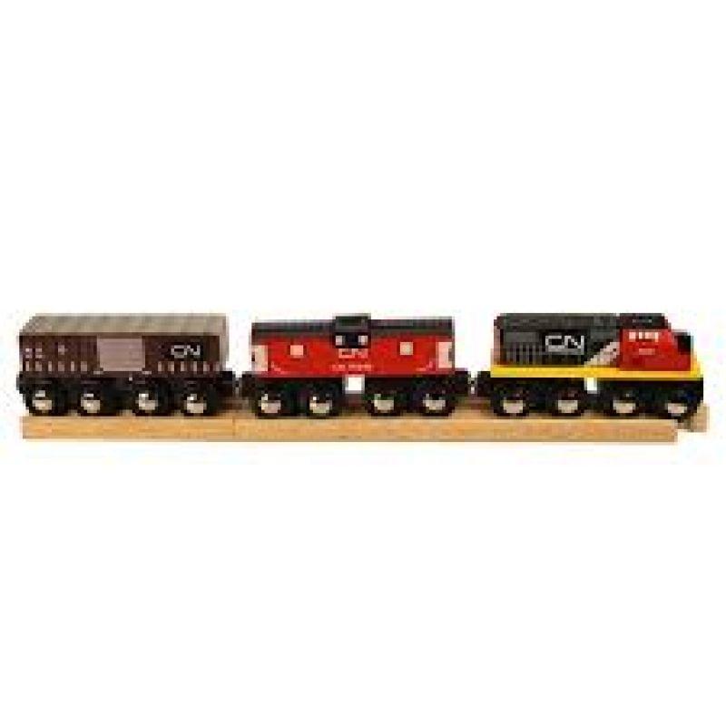 Pociąg CN Kolei Kanadyjskich