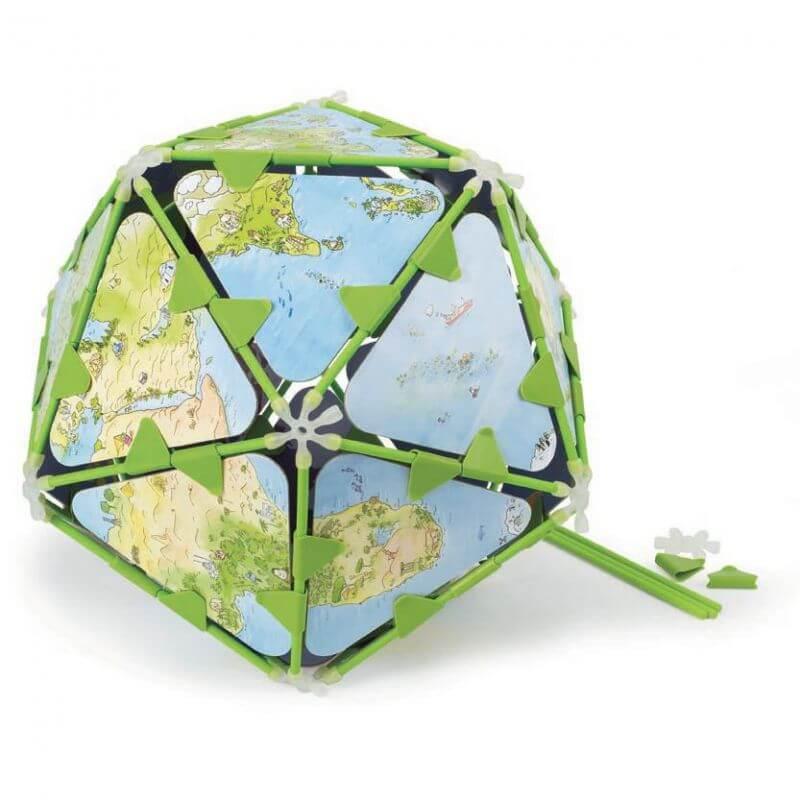 Architekt Podróżnik - Globus