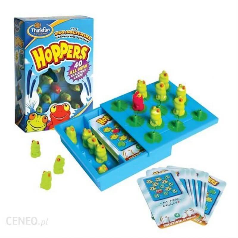 Hoppers - Żabki