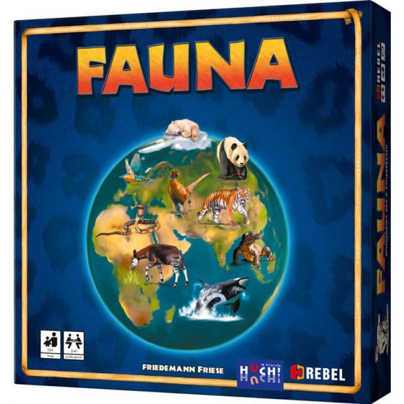 Fauna - gra edukacyjna o świecie zwierząt