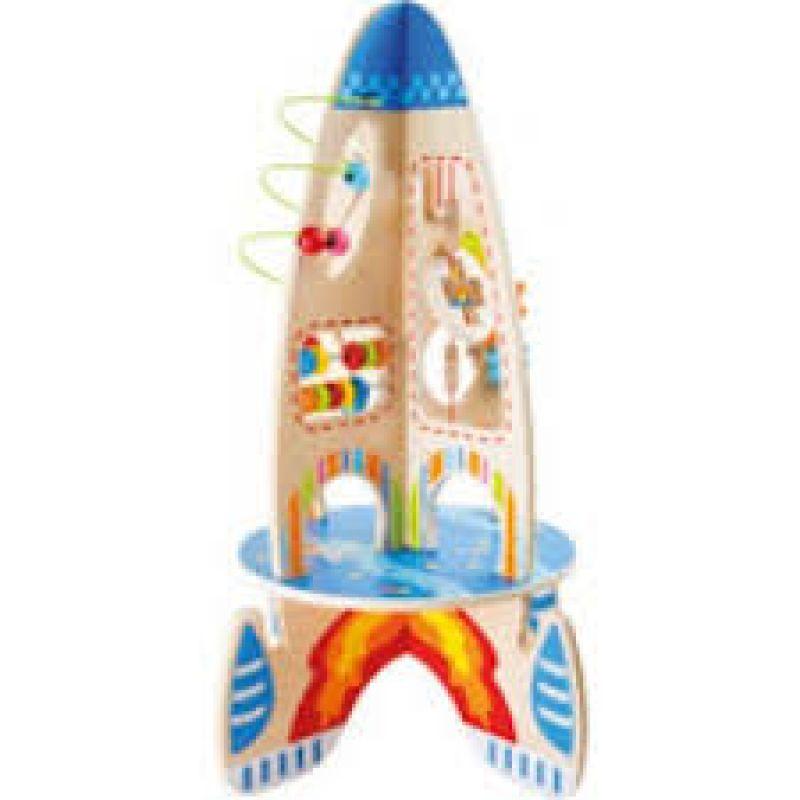 Rakieta  kosmiczna - Trener Umiejętności Motorycznych