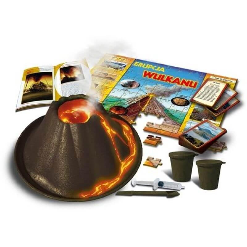 Odkrycia wulkanologii
