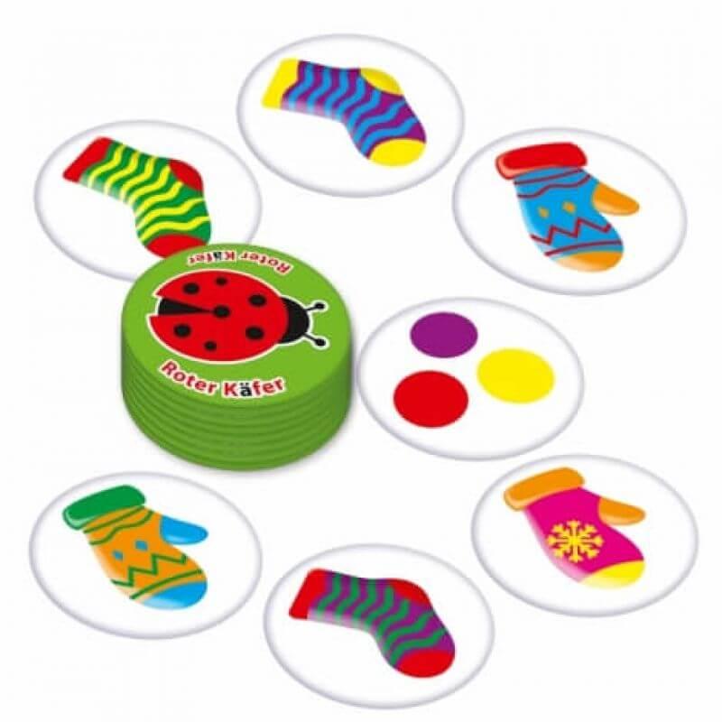 Skarpetki i Rękawiczki - gra zręcznościowa dla dzieci