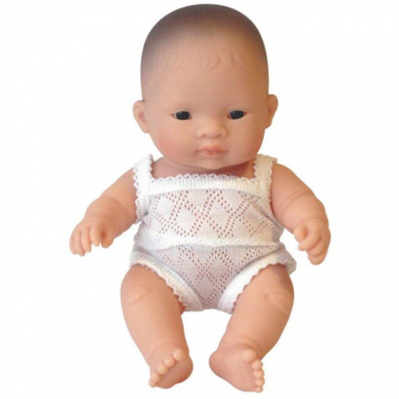 Lalka Azjatycka dziewczynka 21cm